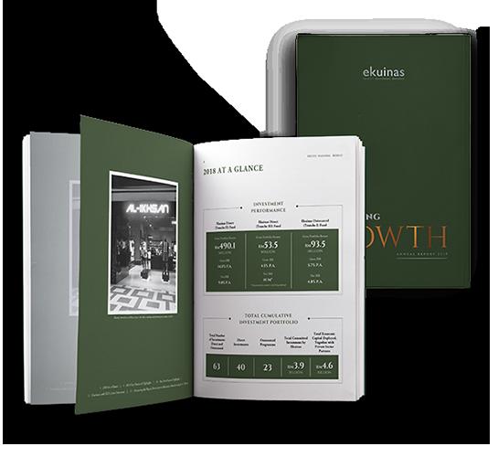 Ekuinas' Annual Report 2018