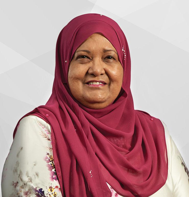 Tan Sri Dr Rahamat Bivi Yusoff